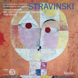 Steven Osborne : Stravinsky's complete music for piano and orchestra
