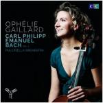 1st of April 2016 - Release of Ophélie Gaillard's new album